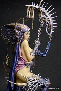 Akira from Yamato Toys, designed by Dorian Cleavenger
