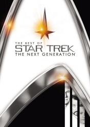 Best of Star Trek: The Next Generation DVD cover art