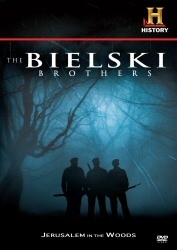 The Bielski Brothers DVD cover art