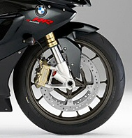 BMW S 1000 RR motorcycle