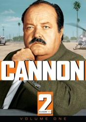 Cannon Season 2, Vol. 1 DVD cover art