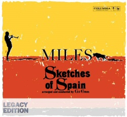 Miles Davis: Sketches of Spain CD cover art