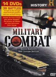 Military Combat DVD cover art