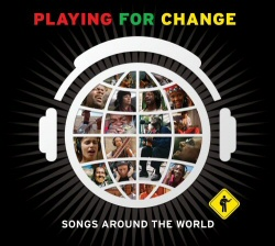 Playing for Change CD/DVD cover art