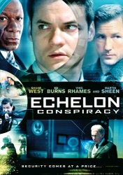 Echelon Conspiracy DVD cover art
