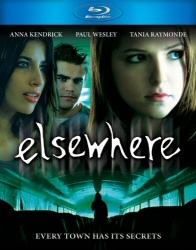 Elsewhere Blu-Ray cover art