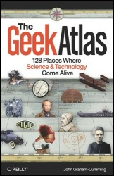 Geek Atlas book cover art