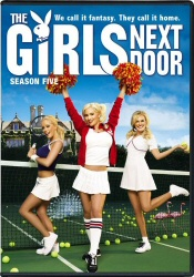 The Girls Next Door: Season Five DVD cover art