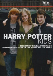 Harry Potter Kids - Biography Channel DVD cover art