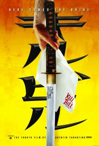 Kill Bill, Vol. 1 movie poster