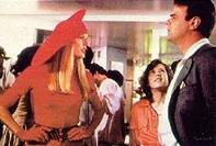 Kim Basinger and Dan Aykroyd in My Stepmother is an Alien