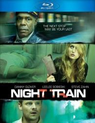 Night Train Blu-Ray cover art