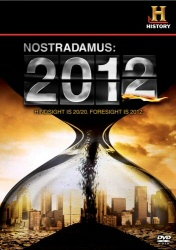 Nostradamus 2012 DVD cover art