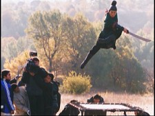Stunt work from House of Flying Daggers