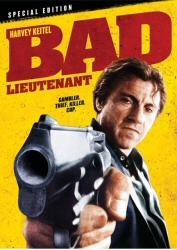 Bad Lieutenant DVD cover art