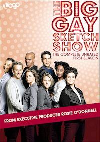 big gay sketch show season 1 dvd cover