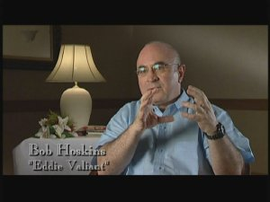 Bob Hoskins talks Who Framed Roger Rabbit