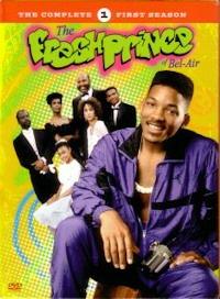 fresh prince of bel-air season 1 dvd cover