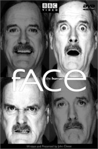 human face dvd cover