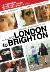 London to Brighton DVD cover art