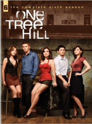 One Tree Hill: The Complete Sixth Season DVD cover art