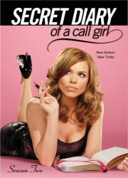 Secret Diary of a Call Girl Season 2 DVD cover art