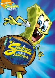 Spongebob Squarepants: To Squarepants or Not to Squarepants DVD cover art