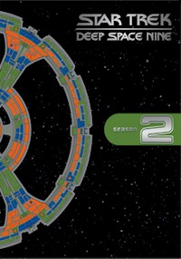 star trek deep space nine season 2 dvd cover