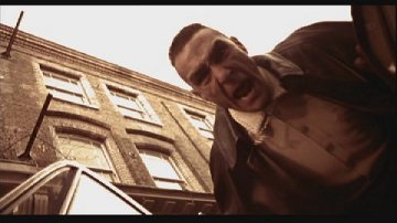 Vinnie Jones as Big Chris in Lock Stock and Two Smoking Barrels