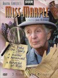 agatha christies miss marple dvd cover