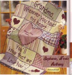 Grandma quilt