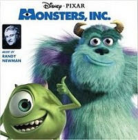Monsters Inc. soundtrack