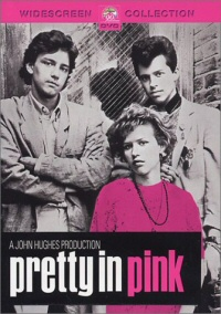 Pretty in Pink DVD cover art