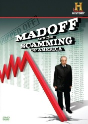 Ripped Off: Madoff and the Scamming of America DVD cover art