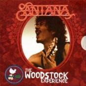 Santana Woodstock Experience CD cover art