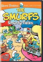 The Smurfs: Smurfy Tales DVD cover art