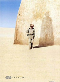 Star Wars: Episode I: The Phantom Menace poster