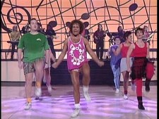Richard Simmons and Sweatin' to the Oldies