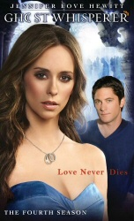 The Ghost Whisperer: The Fourth Season DVD cover art
