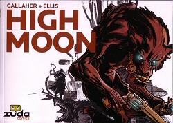 High Moon, Vol. 1 cover art