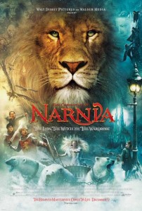 The Lion, The Witch and the Wardrobe movie poster