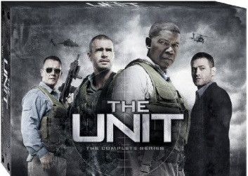 The Unit: The Complete Series Giftset DVD cover art