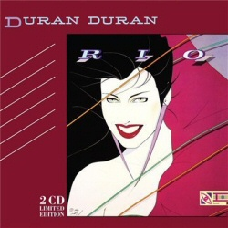 Duran Duran: Rio CD cover art