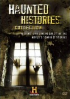 Haunted Histories Collection Megaset DVD cover art
