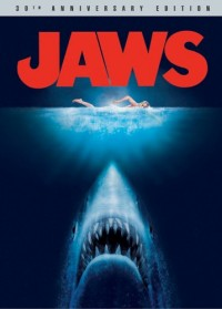 Jaws DVD cover art