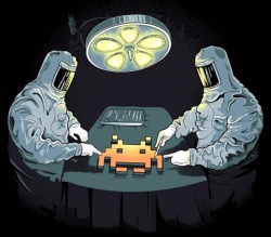 Alien Autopsy Threadless t-shirt