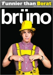 Bruno DVD cover art