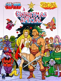 He-Man/She-Ra Christmas Special DVD cover art