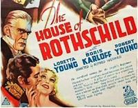 Boris Karloff in The House of Rothschild