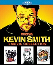 Kevin Smith 3-Movie Collection Blu-Ray cover art